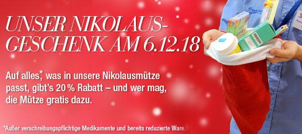 Nikolaus-Geschenk